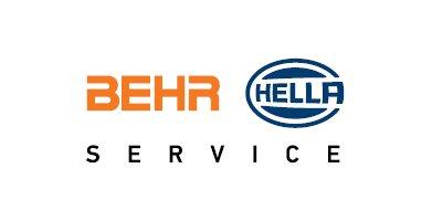 Behr Hella Service Logo