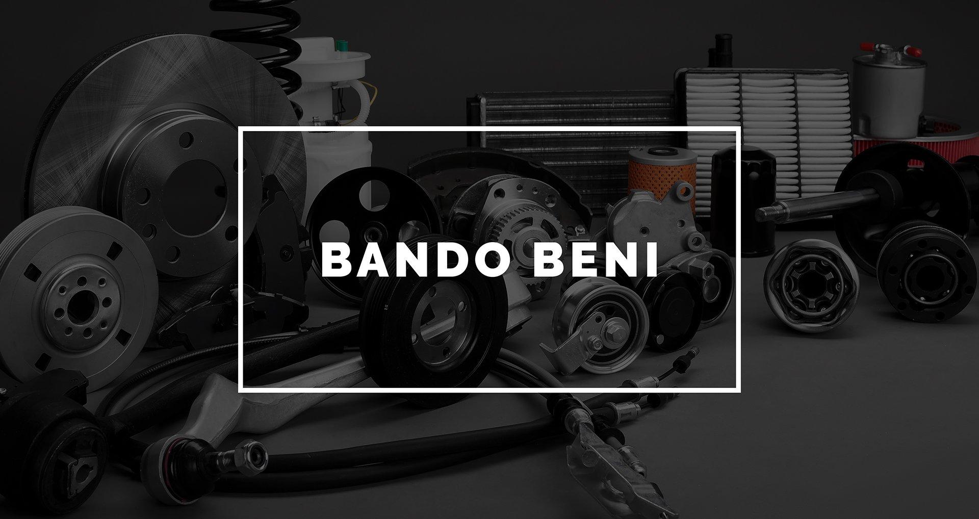 Mepa - Bando Beni Banner