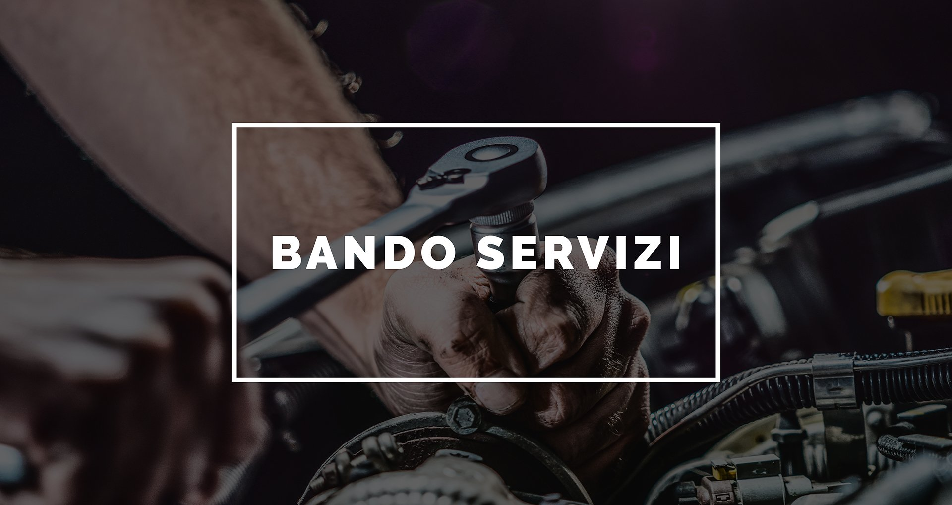 Mepa - Bando Servizi Banner