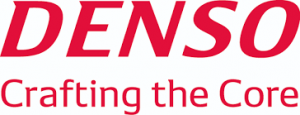 Denso Crafting the core Logo