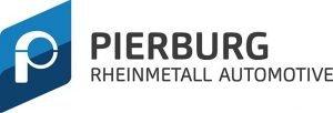 Pierburg Rheinmetall Automotive Logo