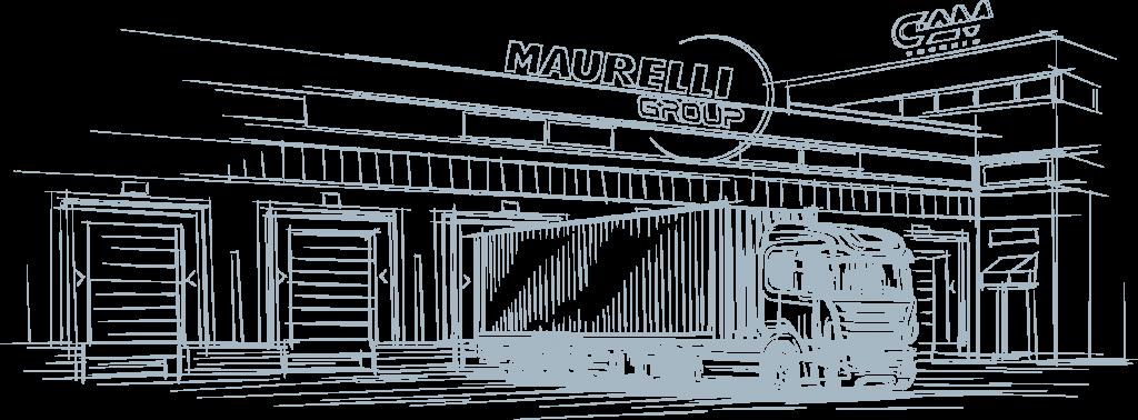 Maurelli Group business HUB Logistici