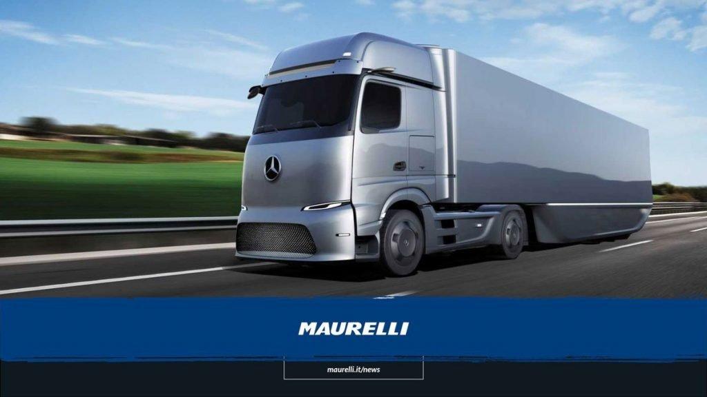 Maurelli Blog Camion Elettrici