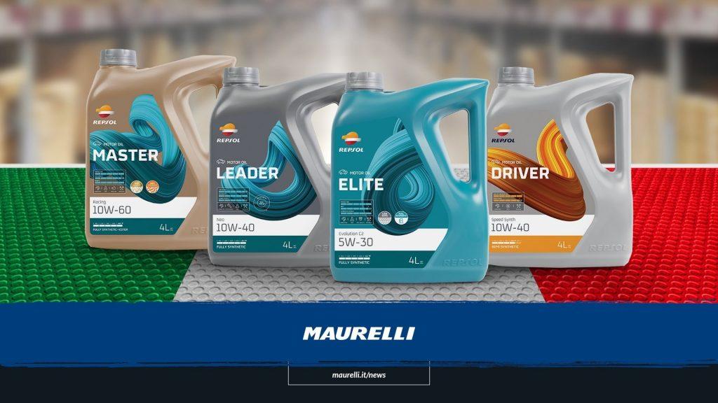 Lubrificanti Repsol Italia